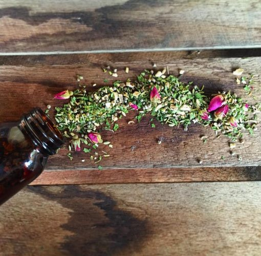 Organic Herbal Tea Blends